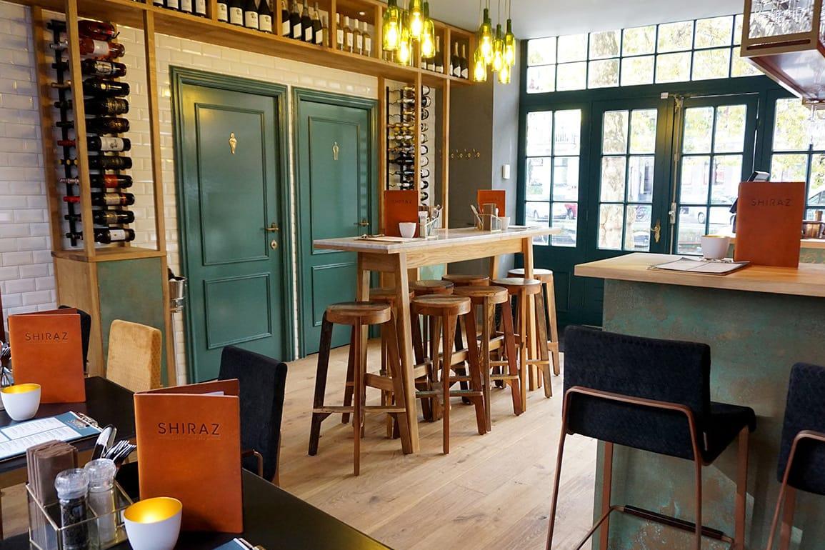 Shiraz amsterdams llereerste wijnbar met wijnboutique wine bars - Haard thuis wereld ...