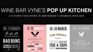 Vyne pop up